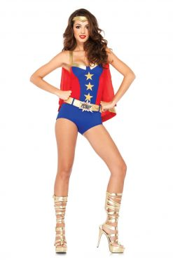 Wonderwoman Superhero